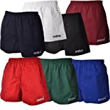 Mitre Mens Cotton Drill Rugby Training Fitness Shorts