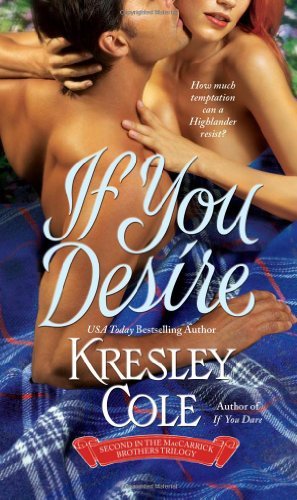 Image of If You Desire (The MacCarrick Brothers, Book 2)