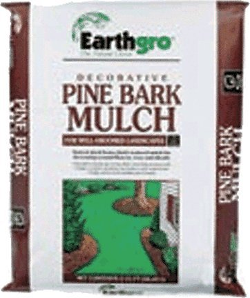 Scotts Company 86752180 Earthgro Pine Bark Mulch 2cu Fit