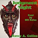 Judgment Night (       UNABRIDGED) by Nancy Collins Narrated by Bill Kates
