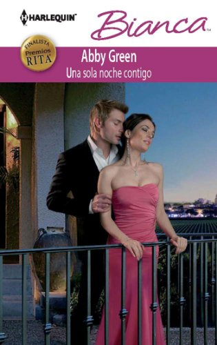 Abby Green - Una sola noche contigo (One Night with the Enemy) (Harlequin Bianca Series #901)
