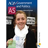 AQA Government and Politics AS (Aqa As Level)by Duncan Watts