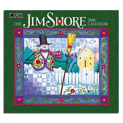 Jim Shore by Jim Shore 2008 Lang Wall Calendar - Buy Jim Shore by Jim Shore 2008 Lang Wall Calendar - Purchase Jim Shore by Jim Shore 2008 Lang Wall Calendar (2008 Calendars, Office Products, Categories, Office & School Supplies, Calendars Planners & Personal Organizers, Wall Calendars)