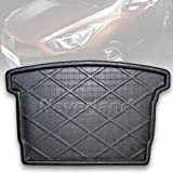 Neverland Rear Trunk Tray Boot Liner Cargo Boot Mat Floor Protector for Hyundai i30 07 08-2010