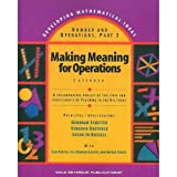 img - for Making Meaning for Operations, Part 2, Casebook book / textbook / text book