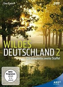 Wildes Deutschland 2 - Die komplette zweite Staffel [2 DVDs]