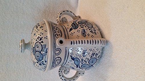 Vintage Avon Blue Bird Teapot (Rare) (Avon Teapot compare prices)
