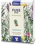 Sixtus Sauerstoff-Fu�bad mit Alpenkr�...