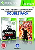 Cheapest Rainbow Six: Vegas and Splinter Cell Double Agent Double Pack on Xbox 360