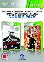 Splinter Cell Double Agent + Rainbow 6 Vegas Compilation