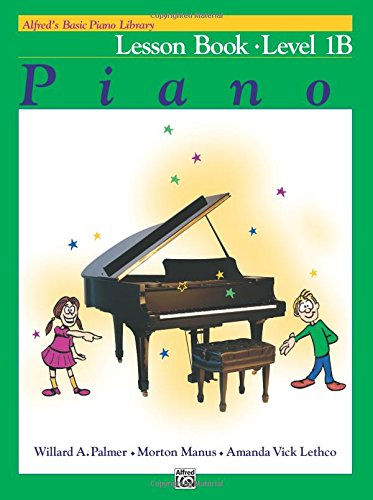Alfred's Basic Piano Library Lesson Book, Bk 1B PDF
