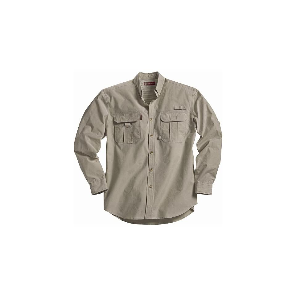 Dri Duck Outfitter Work Shirt Mens Clothing