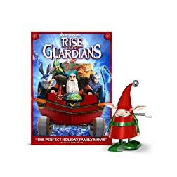 Rise Of The Guardians - Holiday Edition with Marching Elf