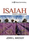 Isaiah Vol 2 (Ep Study Commentary) (0852346824) by John MacKay