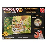 Wasgij 12 Jigsaw Puzzle - 'The Mouth of the River' by Jumbo/Falcon - (1000 pieces).