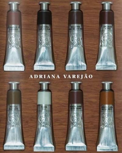 Adriana Varejao - Polvo