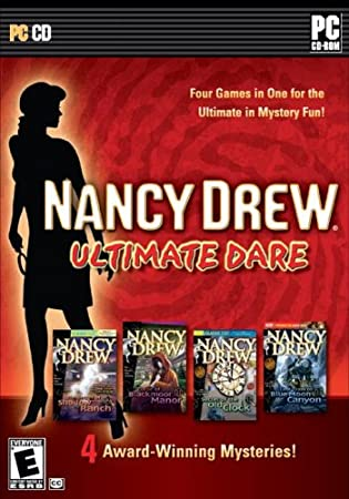 Nancy Drew Ultimate Dare Bundle (4 Games in 1)