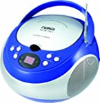 NAXA Electronics NPB-251BU Portable C...
