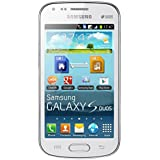 Samsung Galaxy S Duos II S7582 White DUAL SIM Factory Unlocked International Ver