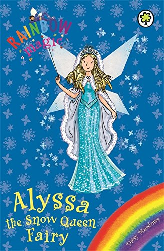 Alyssa the Snow Queen Fairy (Rainbow Magic)