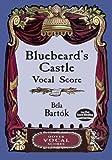 Bela Bartok Bluebeard's Castle Vocal Score (Dover Vocal Scores)