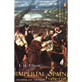Imperial Spain 1469-1716by J. H Elliott