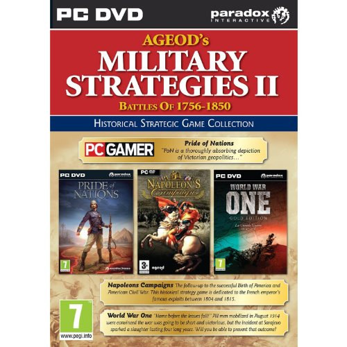Ageods Military Strategies II (PC DVD) (UK IMPORT)