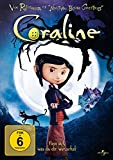 DVD Cover 'Coraline