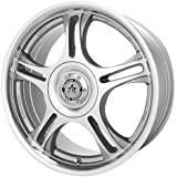 "American Racing Custom Wheels AR95 Estrella Machined Wheel With Clearcoat (14x6""/4x100, 114.3mm, +35mm offset)"