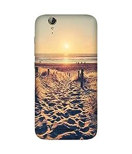 Beach Love Acer Liquid Z630S Case