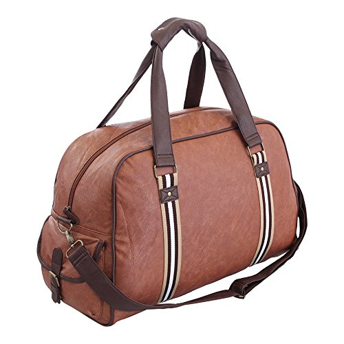 Discover 10 Mens Brown Leather Weekend Bags
