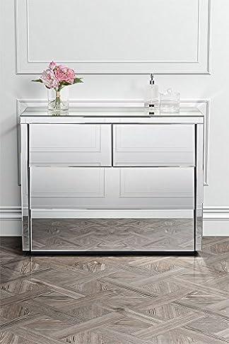 MY-Furniture - Cassettiera / Comò / Canterano a Specchio - serie MONTE CARLO