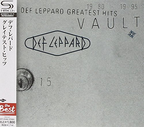 Def Leppard - Greatest Hits Vault 1980-1995 - Zortam Music