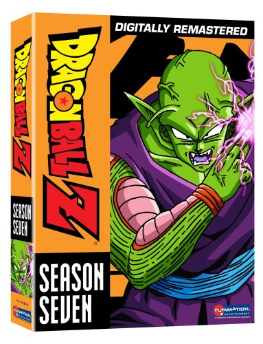 Dragon Ball Z: Season Seven (Great Saiyaman & World Tournament Sagas)