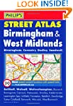 Philip's Street Atlas Birmingham and...