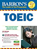 Barrons TOEIC with MP3 CD, 6th Edition