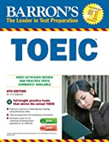 Barron's TOEIC with MP3 CD, 6th Edition