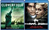Cloverfield & Sleepy Hollow [Blu-ray]