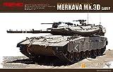 """MENGモデル TS-001 1/35 イスラエル主力戦車 メルカバ Mk.3D 初期型 Dor Daled(ドル・ダレッド)IDF """"MERKAVA  Mk.3D"""" EARLY (プラモデルキット)"""