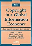 img - for Copyright in a Global Information Economy: 2003 Case and Statutory Support book / textbook / text book