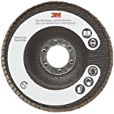3M Flap Disc 747D, Ceramic Grain, (Pack of 1)