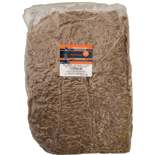 Cheap Unipet WB700 Mealworms To Go, 11 Pounds (WB700)