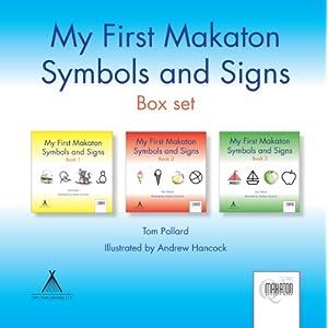 My First Makaton Symbols & Signs Box Set