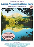 img - for Lassen Volcanic Np Hiking Map book / textbook / text book