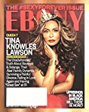 Ebony Magazine July 2015 - Tina Knowles Lawson Exclusive #SEXYFOREVER Issue