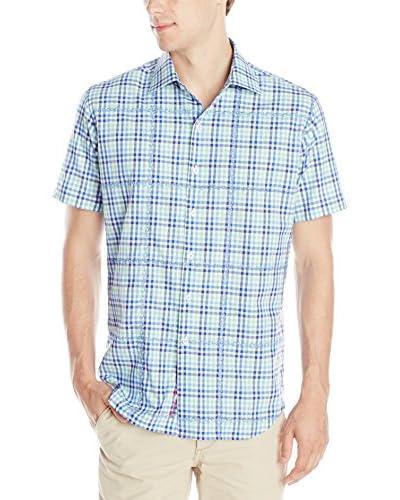 Robert Graham Men's Tides Short Sleeve Shirt