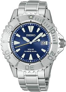 [セイコー]SEIKO 腕時計 PROSPEX プロスペックス ダイバースキューバ ソーラー ペアモデル SBCB013 メンズ