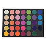 u KARA Beauty Professional Makeup Palette ES02-35 color Bright & Matte Eyeshadow