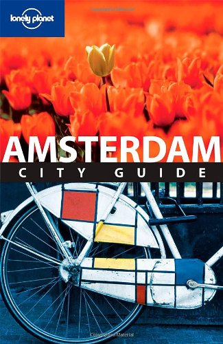 Lonely Planet Amsterdam (City Guide) front-1006889