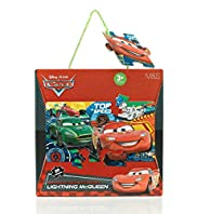 Disney Cars Maximum Velocity Lighting McQueen Puzzle Game